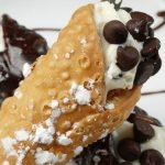 Downtown House of Pizza Cannoli